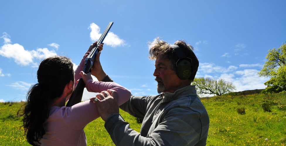 Connemara Shooting School
