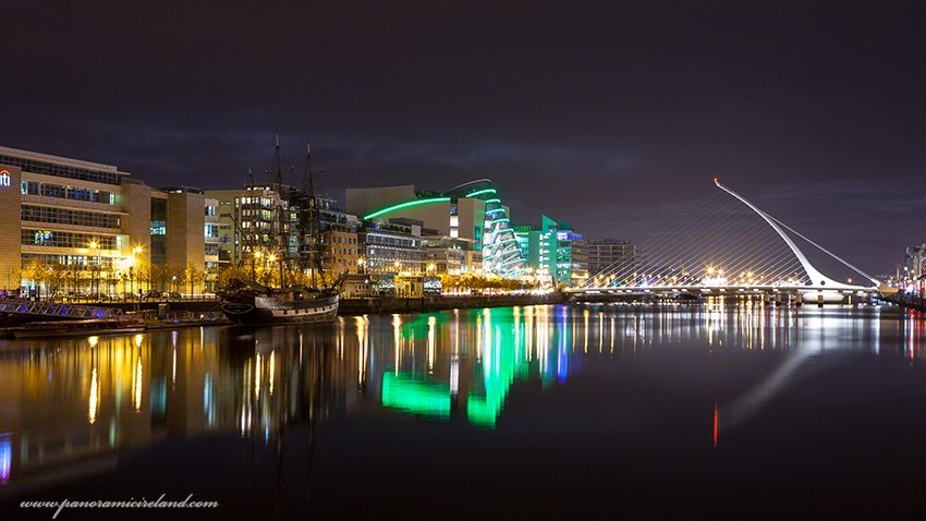 This is a great way to see Dublin differently. Show off your eye for aesthetics with a walking tour of the capital and capturing the moments as you go.  More:  Panoramic Ireland  ,   Dawn2Dusk  .