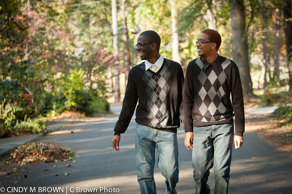 Camari and Jeremiah's Engagement Session