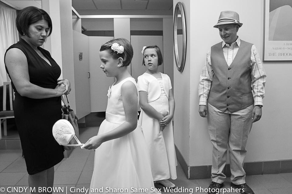 Lesbian Wedding Photos