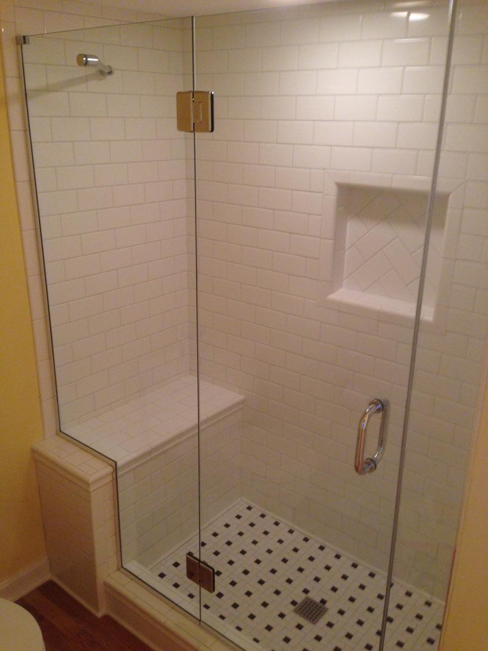 Converting Tub To Walk In Shower Bathroom Renovations