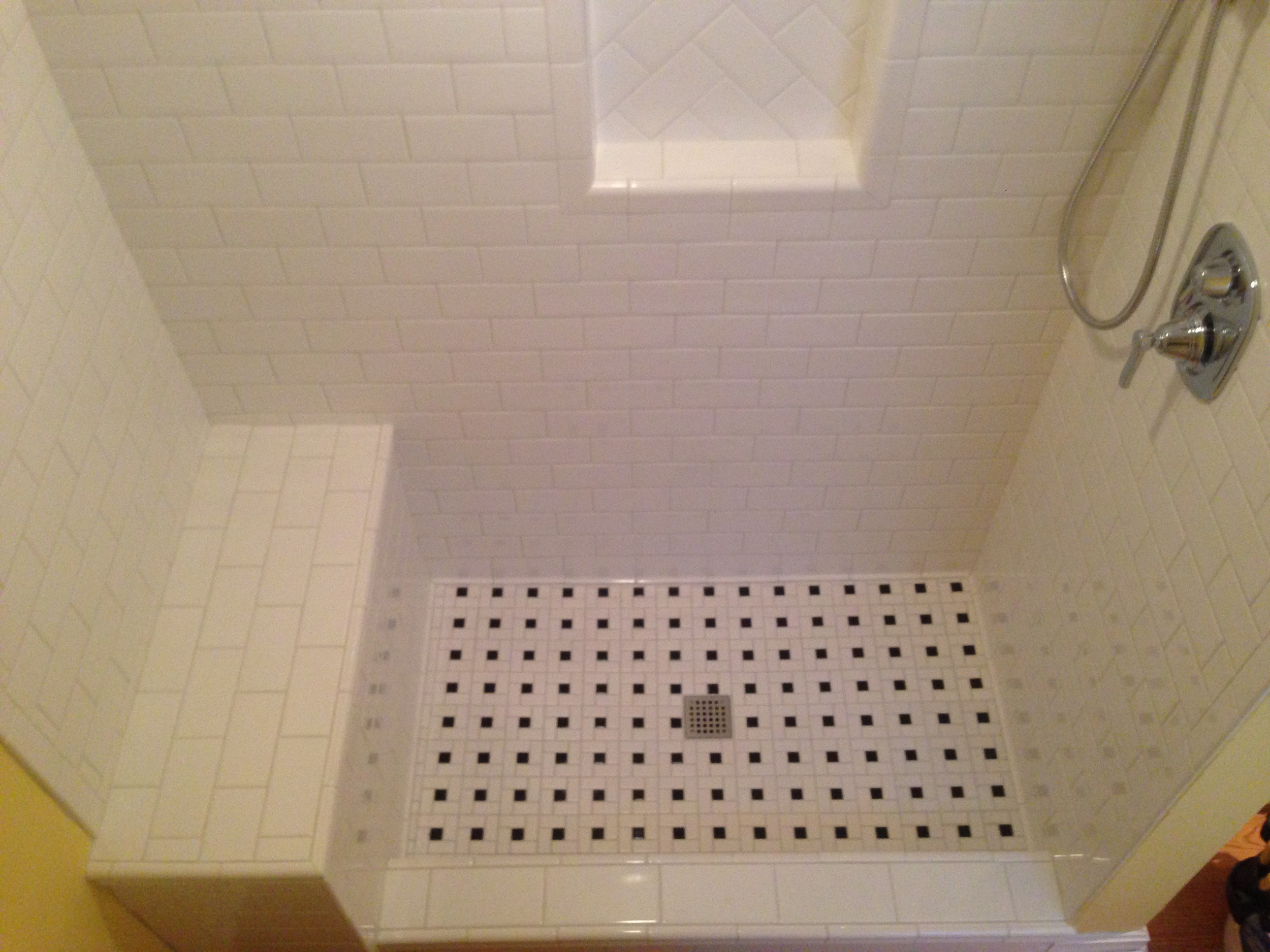 Converting Tub To Walk In Shower