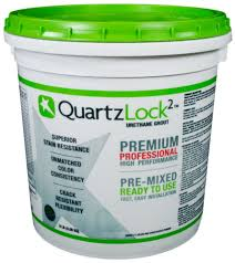 Quartzlock urethane grout