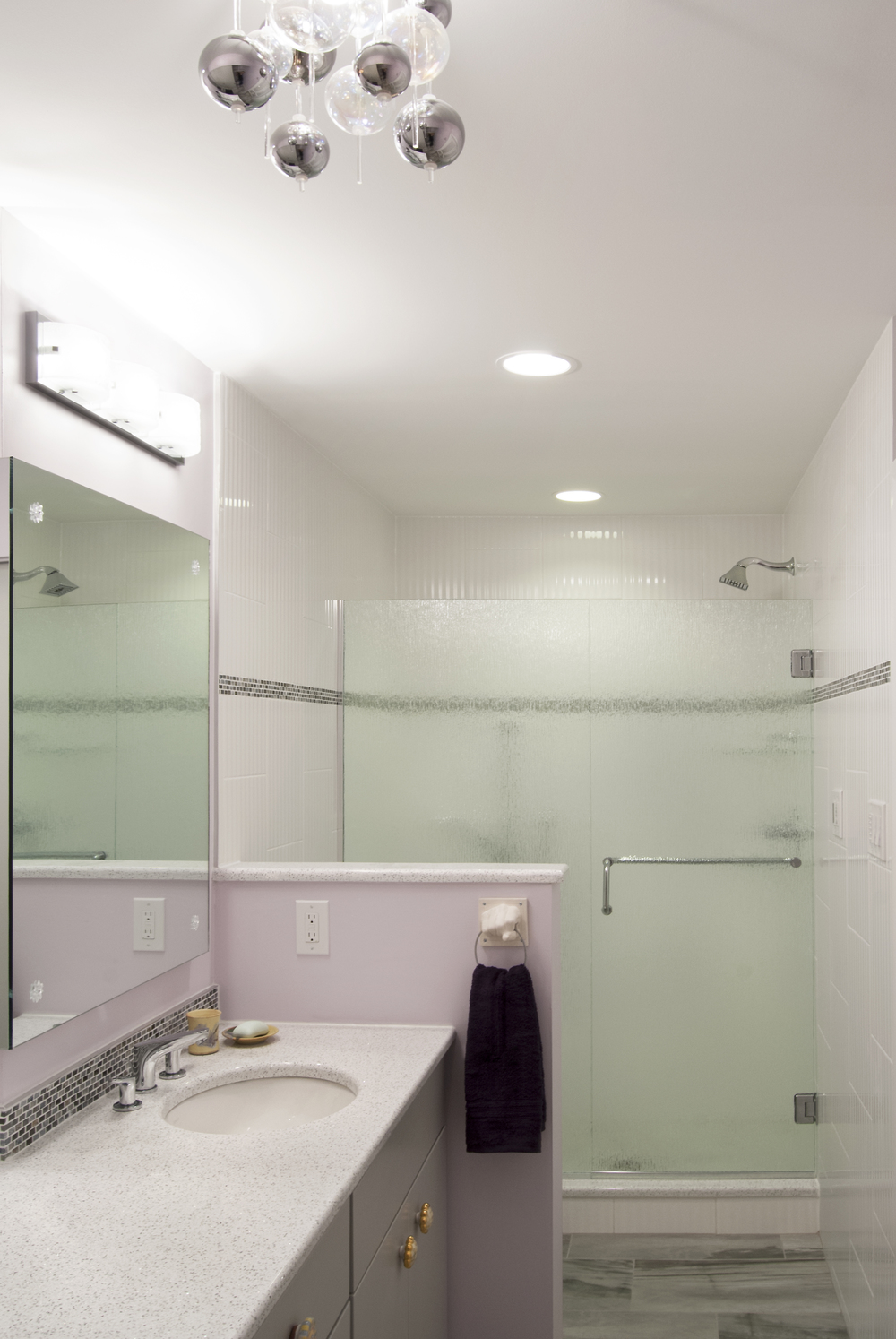 textured rain glass shower doors