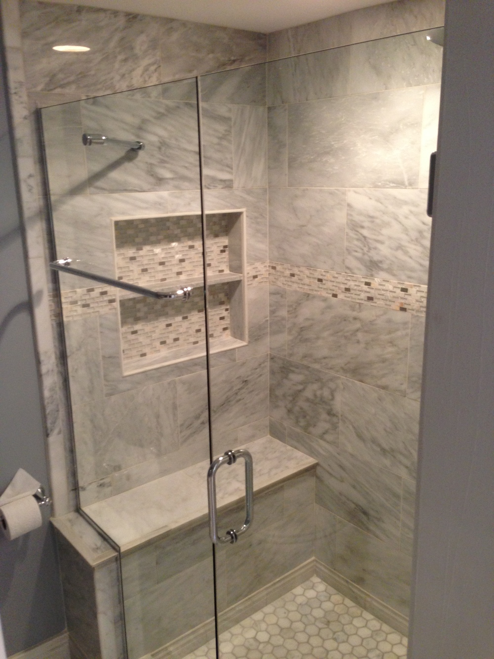 Glass Shower Enclosures Bathroom Renovations