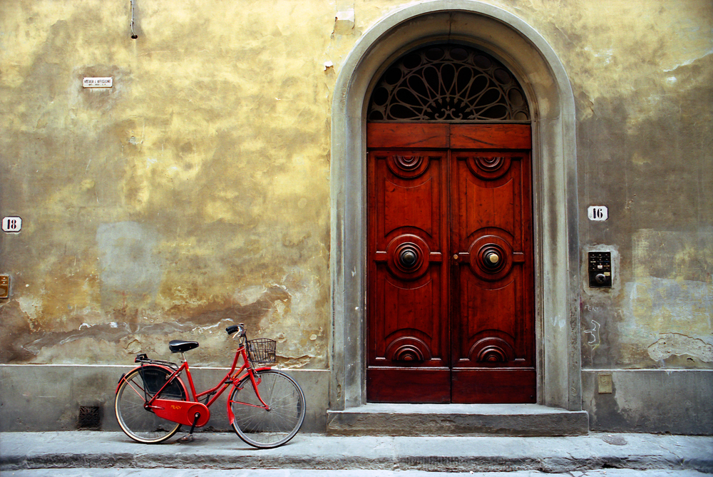 Red Bicycle 2