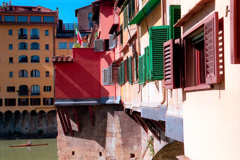 Ponte Vecchio am