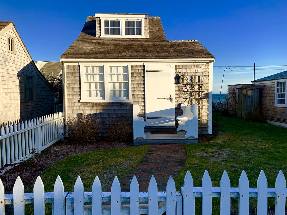 Siasconset Cottage