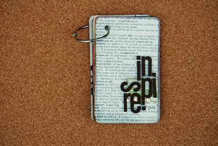 Kristina Contes sells great book kits in her Etsy store.    kristinacontes :: inspire me mini kit