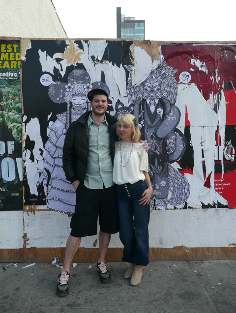 a great proposal story by two street artists. Juxtapoz Art & Culture Magazine Online