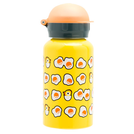We are a little ways away from Soren drinking out of a waterbottle. But when he does, I want this for him.   (via  Laken Junior Water Bottle - 0.35L from Backcountry.com )