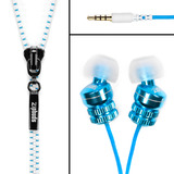 Pretty smart - earbuds that can't get tangled because they zip together.  I wonder what sound quality is like.  $40   (via  DGA Store - Zipbuds By DGA : Tangle-Resistant Earbuds (Blue with White) )