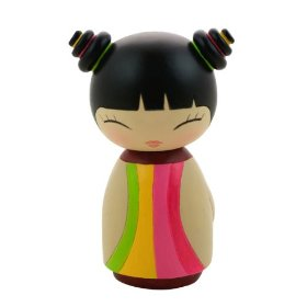I adore these Momiji dolls that you give to friends on special occasions. Inside is a tiny card to put a message on, and they are all so cute.    Amazon.com: Momiji Celebration Dolls Collection, Party Girl…