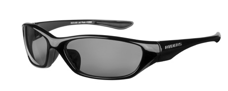 I like these polarized, photochromic sunglasses from Ryder.  They would be great on the bike.  $90 isn't bad for that kind of technology, I don't think… Ryders Eyewear