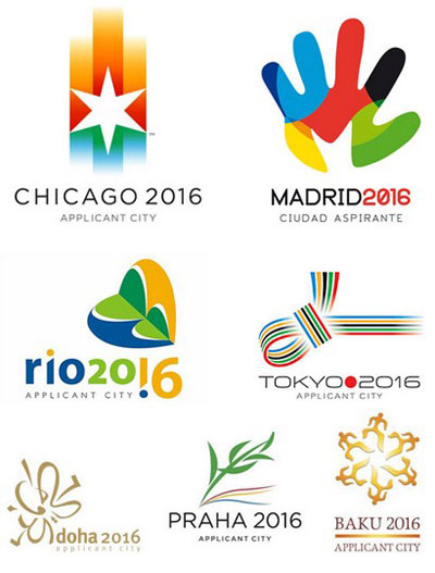 I really do like the Tokyo applicant logo. Simple, historical, culturally relevant, but clearly Olympic.  The new Chicago logo is significantly lacking, but if we do win the bid, perhaps we can revert to the  flame/skyline  that was of so much contention.    electro^plankton: 2016 Olympic City Applicants