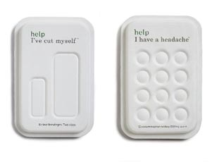 A new take on simple medicines.  Help Remedies via CoolHunting