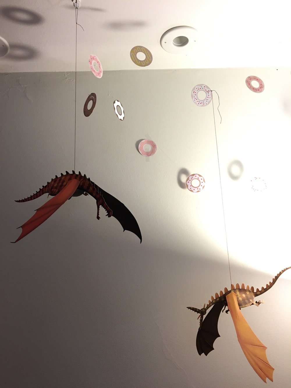 Dragon decorations available on Amazon.