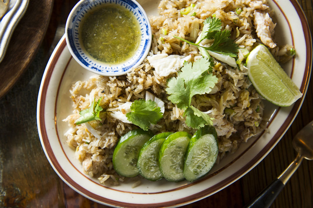 KHAO PAT PUU Crab Fried Rice
