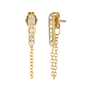browse l bhldn a on kendra sale bridal earrings shop jewelry hoop