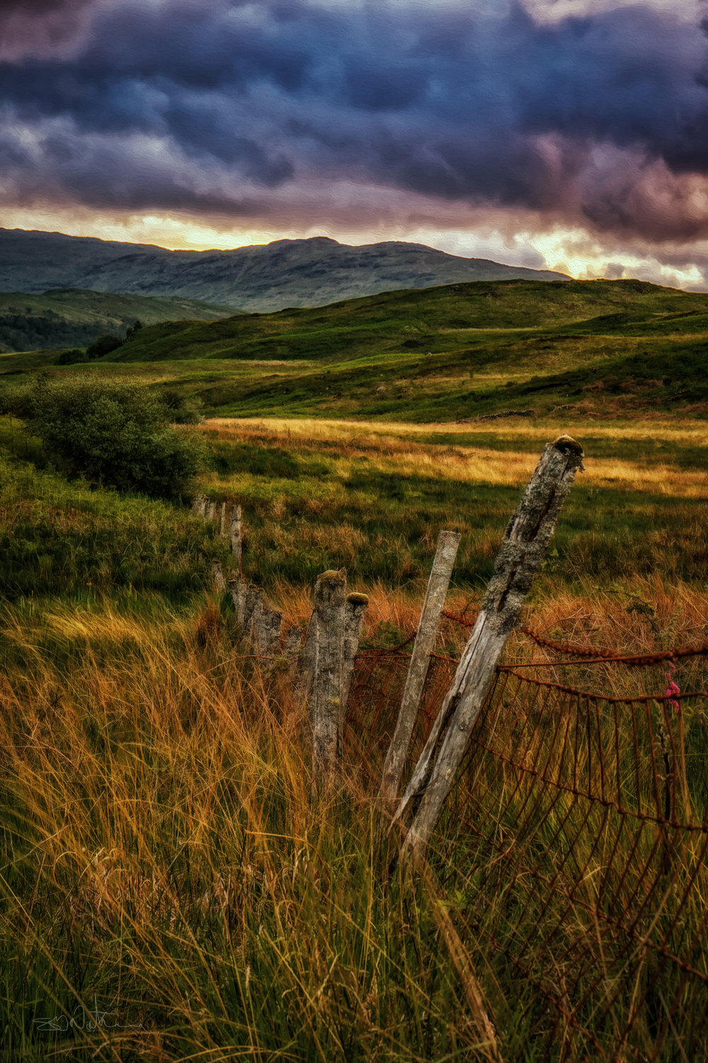 Glen More - Isle of Mull