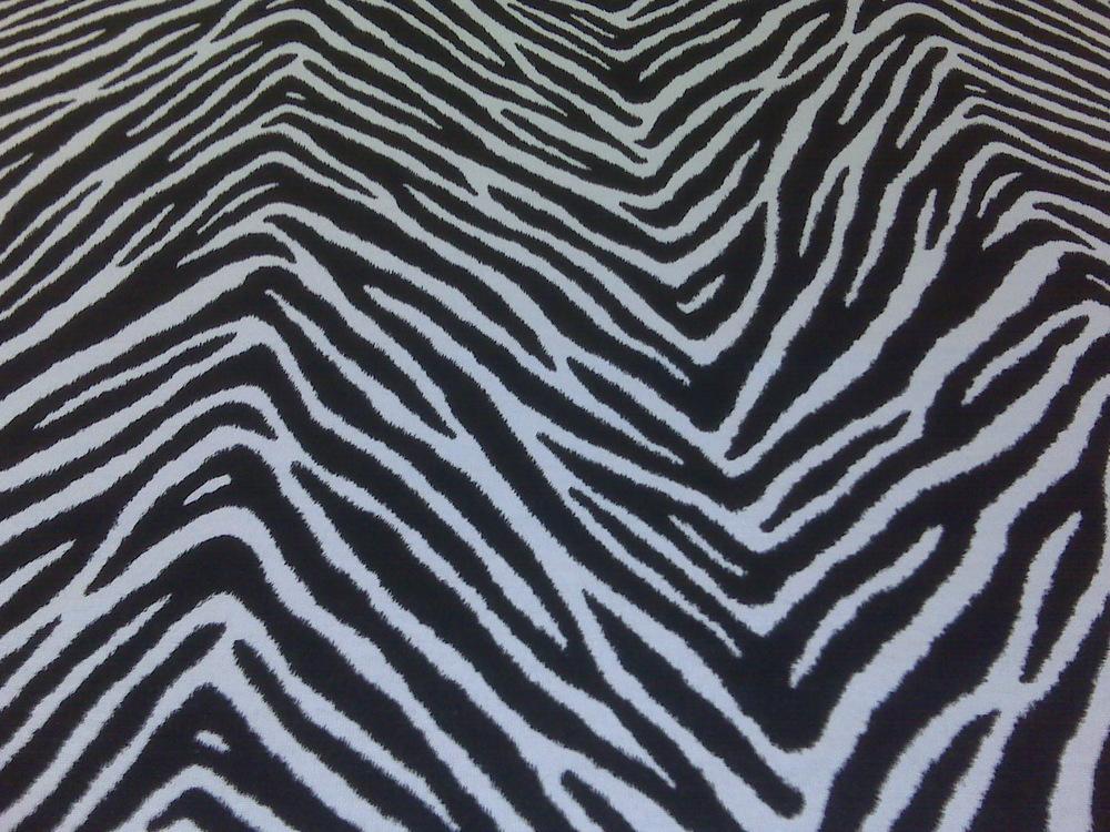 this zebra print will be a flat roman shade & pillows.