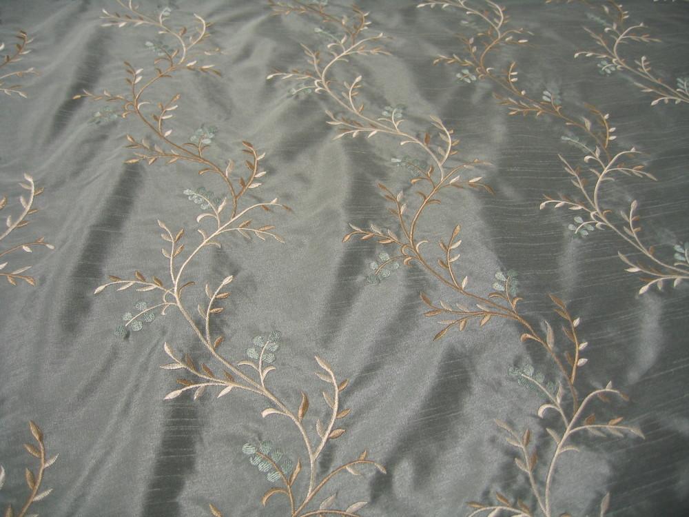 Cornice and swag fabric
