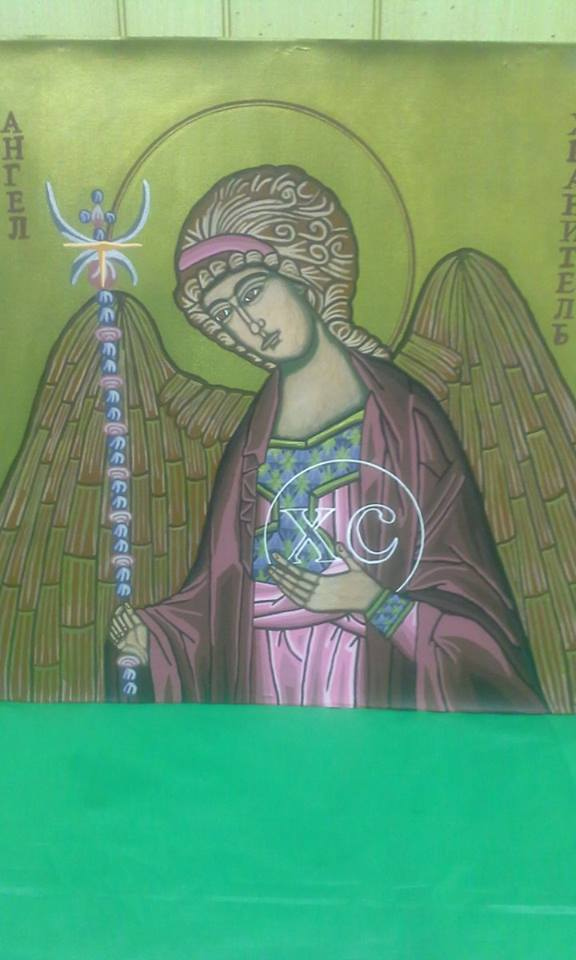 Painting ICONS with Master Iconographer Andrew John Bobik Jr. Sundays at 4pm. $25 per class...first class is has a additional supplies fee.