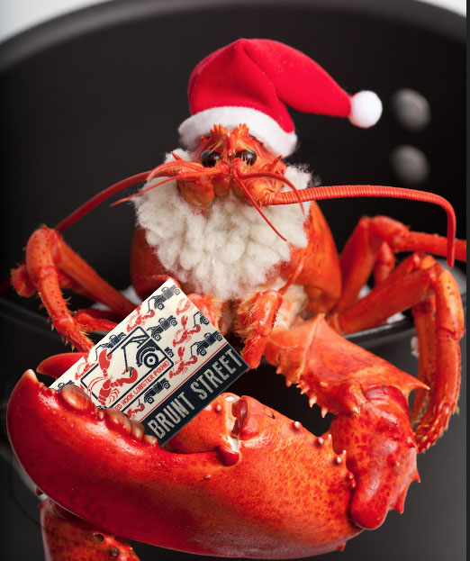Give the gift of Lobster - Click here for E-Gift Cards!