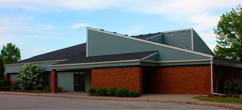 Bliuewater Baptist Church
