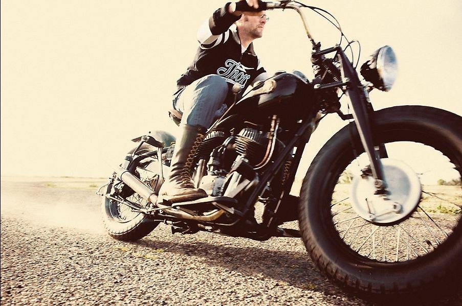 Gasoline Cowboys Custom Classic Moto Wear San Francisco