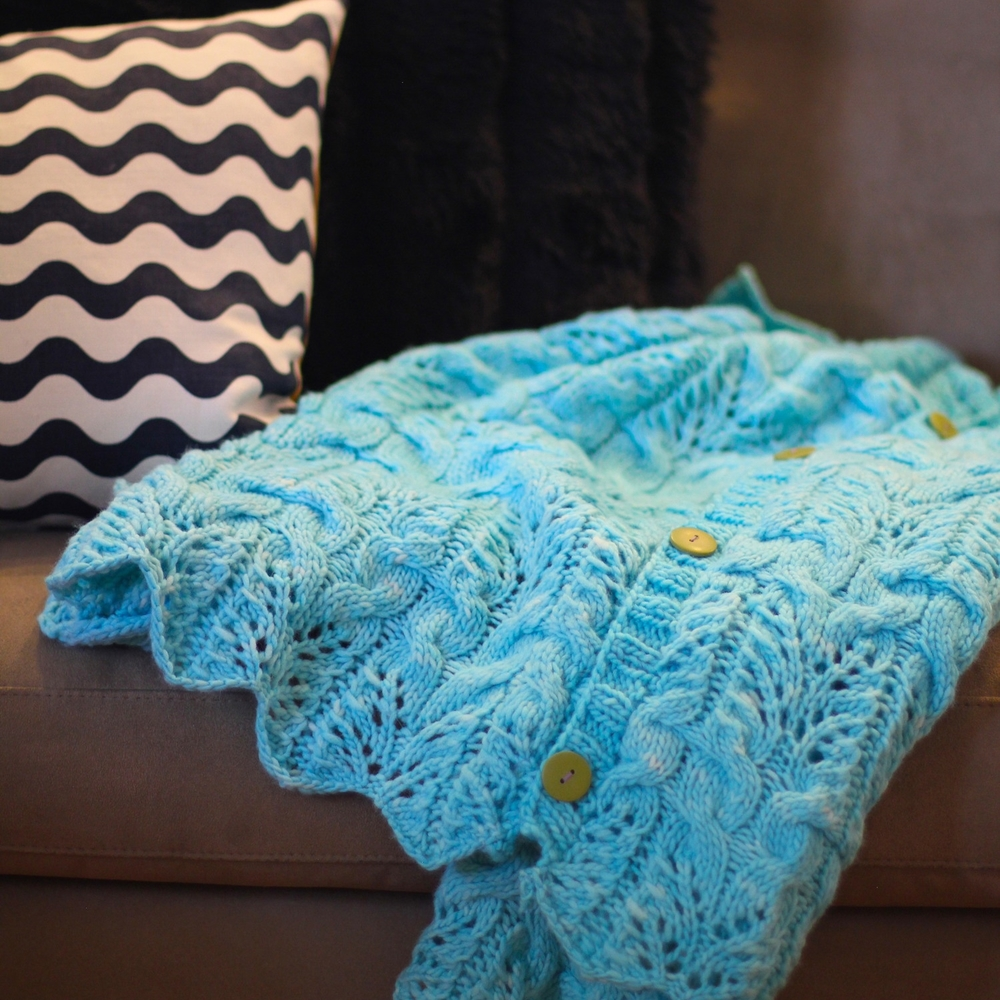 Movie Night Blanket
