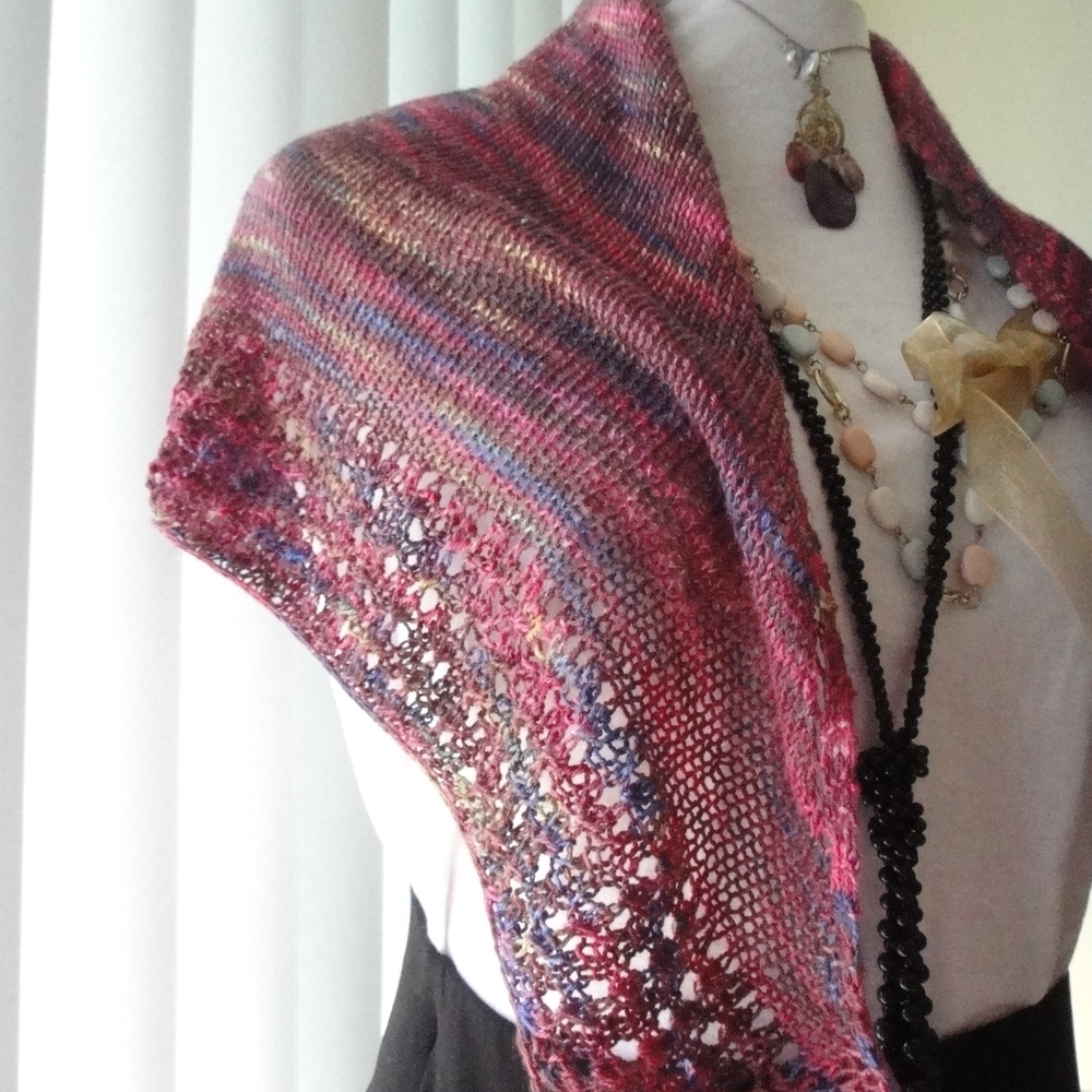 Embrace Me Shawl
