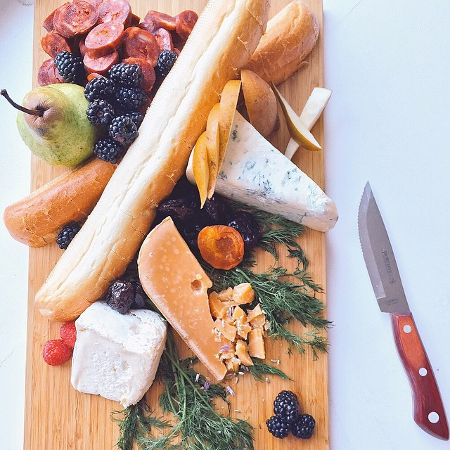 The Lady Parts #cheese and chorizo platter! Thank you to everyone who came, @barkbox for hosting us and most of all @cassmarketos for encouraging me! 😍 #foodstagram #foodstyling #getshitdone #foodphotography #nyc.jpg