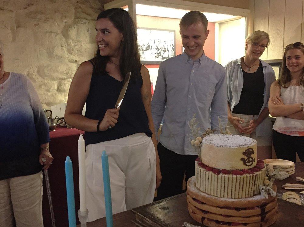 Sam &Zephyr's 'Already Married' Picnic