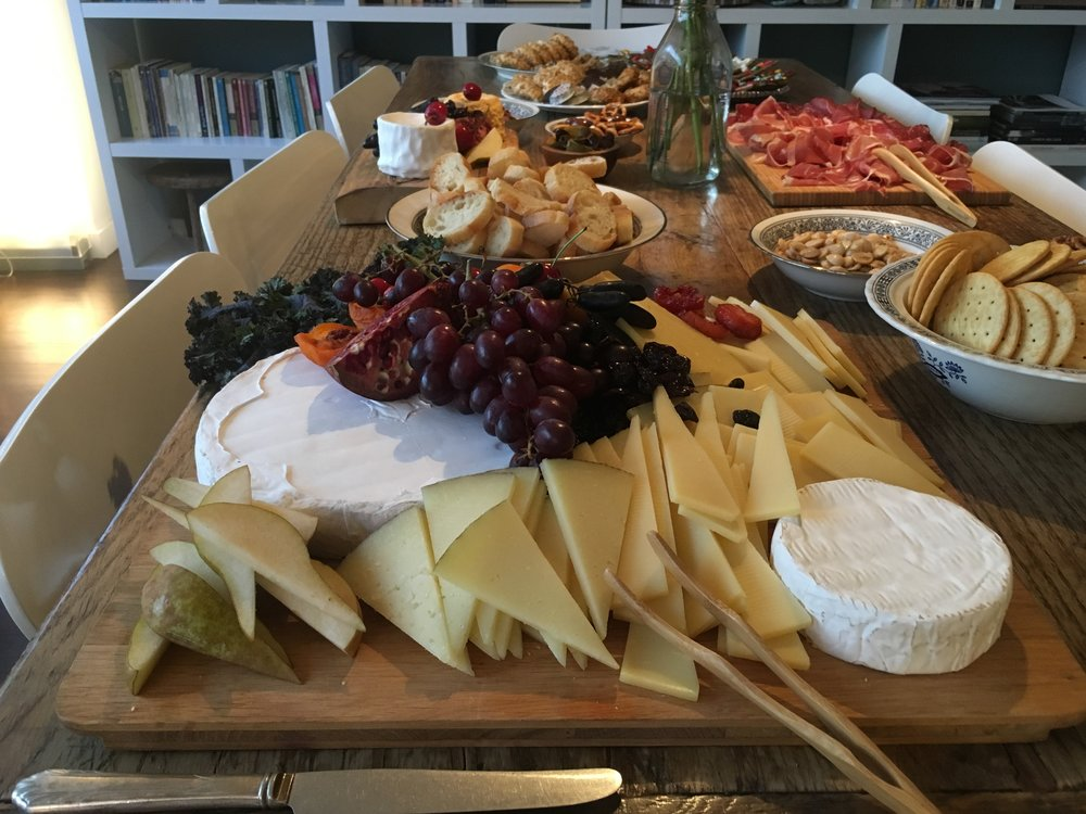 A Lower East Side Holiday Spread