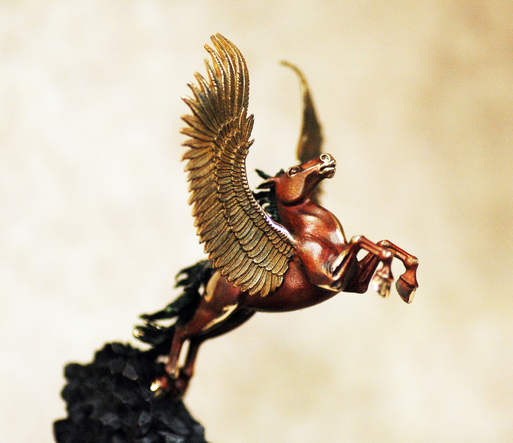"""Volare"" $440 Limited Edition Bronze 250"