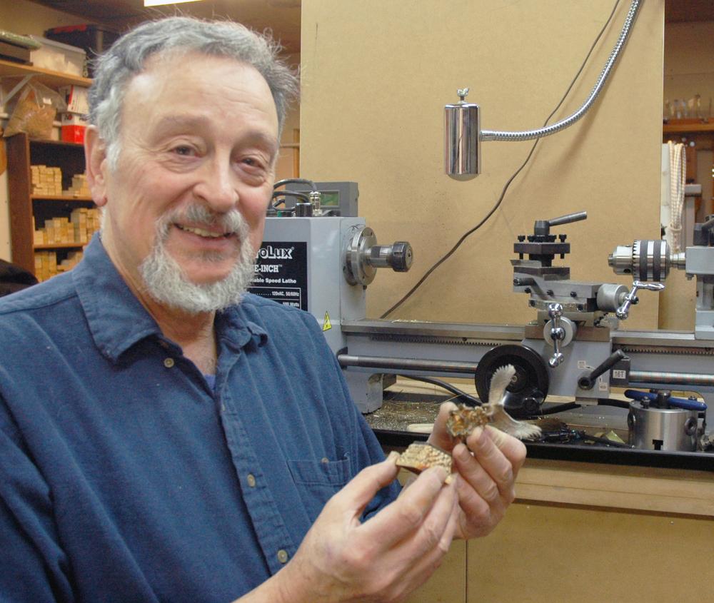 Daniel Phillip Kronberg Sculptor Model Maker