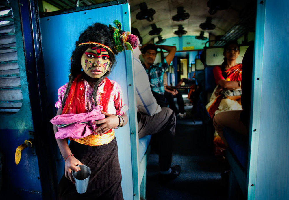 © Arup Ghosh, India, Winner, Open People, 2014 Sony World Photography Awards