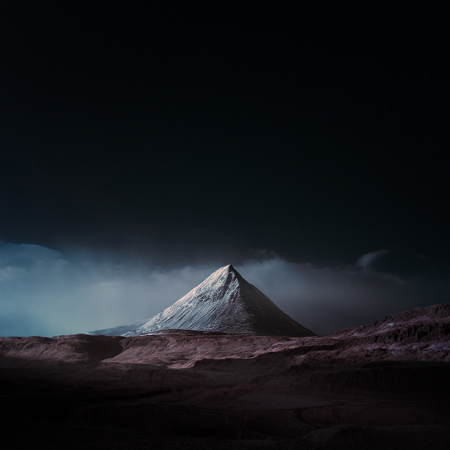 Baula Mountain by Andy Lee