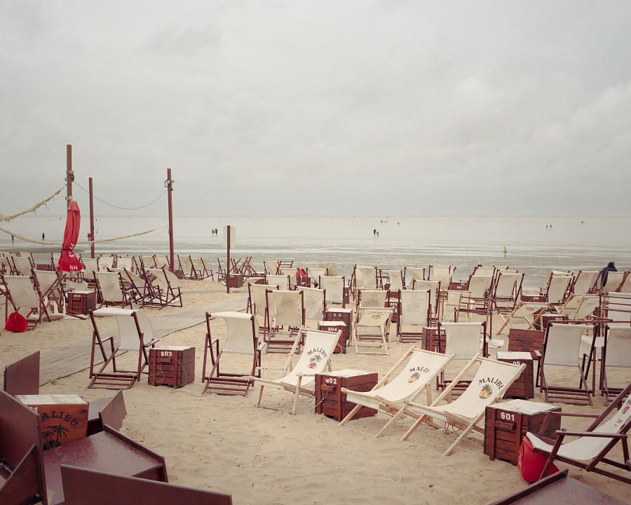 Landscapes of summer holidays, Wadden Sea, Germany 2014. Photo from Leisure Project by Akos Major Photography