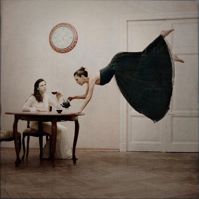 Anka Zhuravleva - Distorted Reality