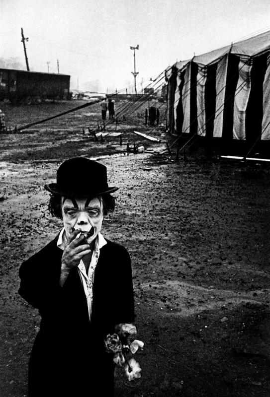 The dwarf – Bruce Davidson, 1958
