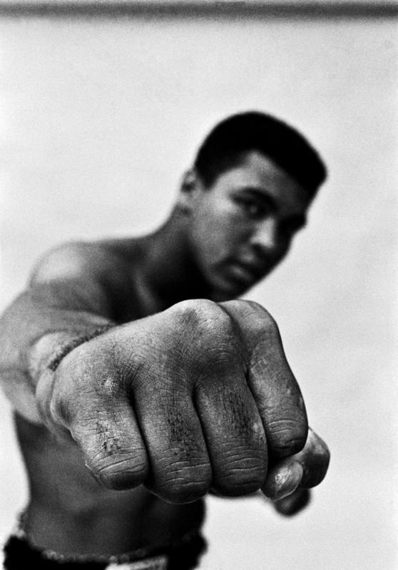 Muhammad Ali – Thomas Hoepker, 1966