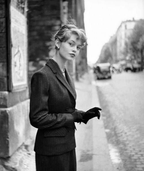 Brigitte Bardot by Georges Dambier, Paris, 1954