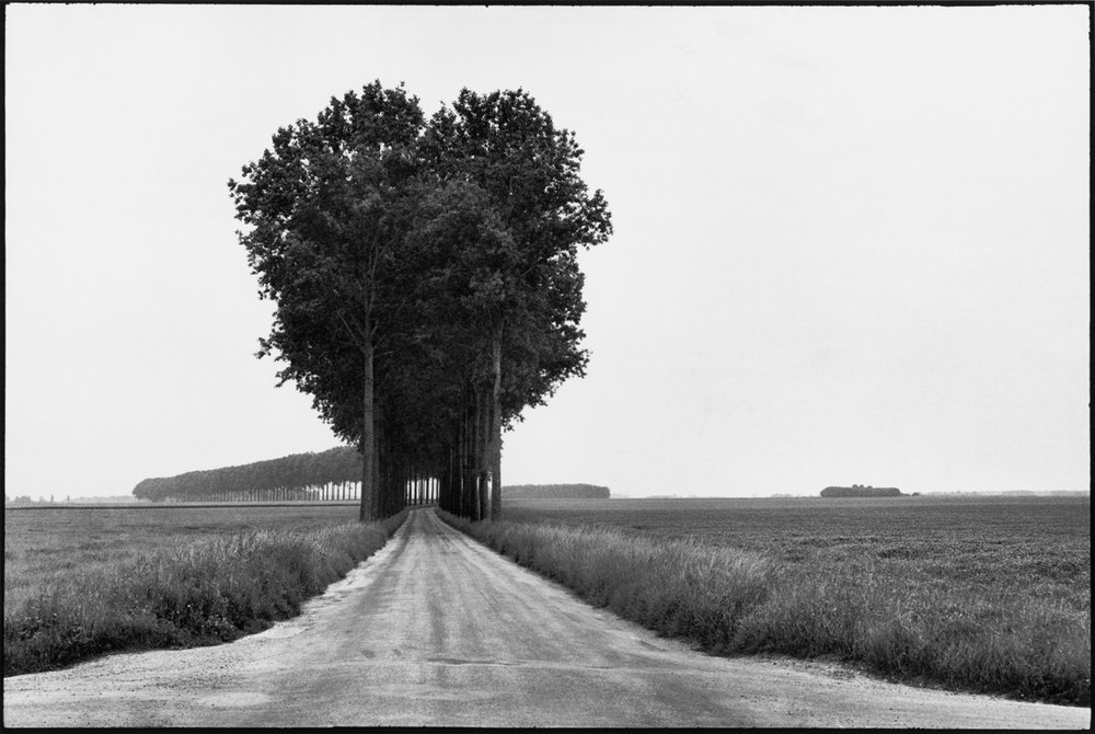 FRANCE. Brie. 1968. © Henri Cartier-Bresson / Magnum Photos