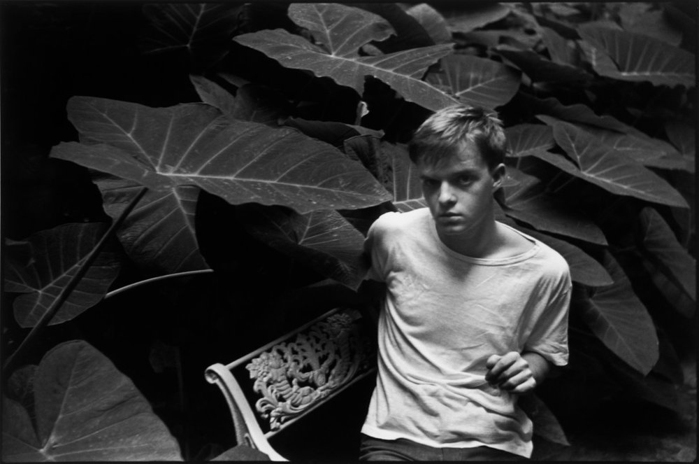 USA. Louisiana. New Orleans. US writer, Truman CAPOTE. 1947 © Henri Cartier-Bresson / Magnum Photos