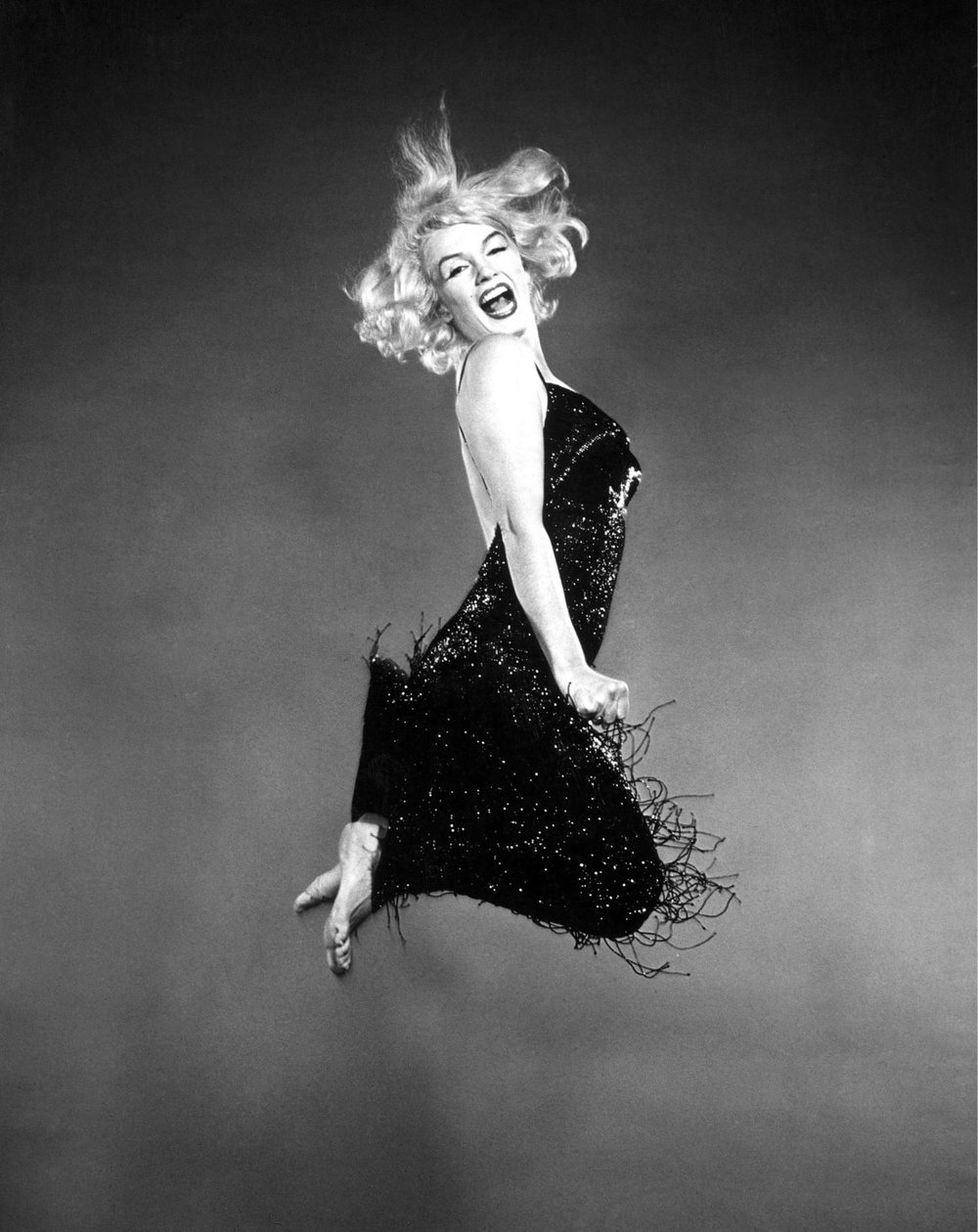 Philippe Halsman, Jumpology, 1959.