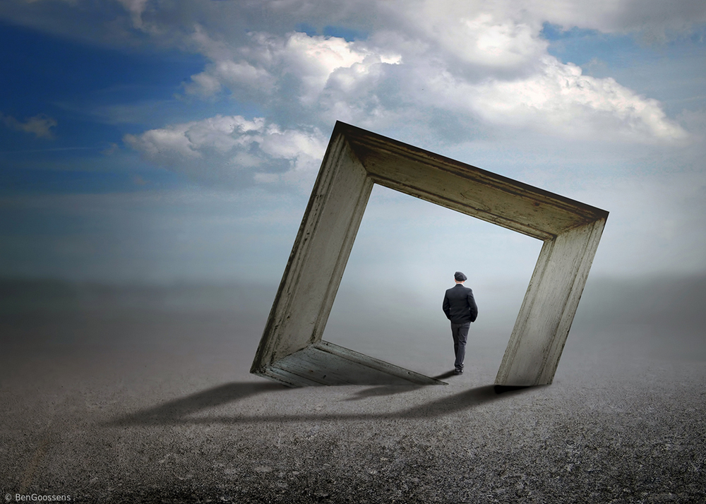 Ben Goossens - Through the frame...