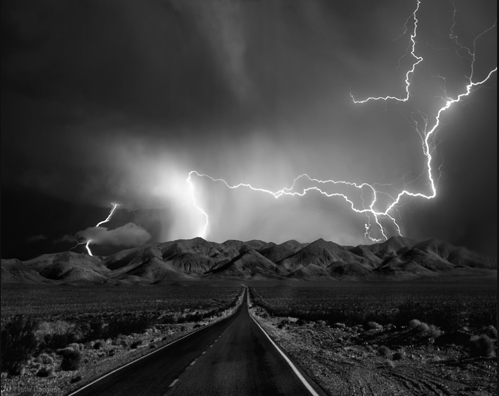Yvette Depaepe - On the Road with the Thunder Gods