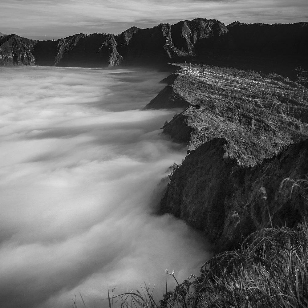 """Daniel Tjongari,""""2900 meter above the sea"""" series"""